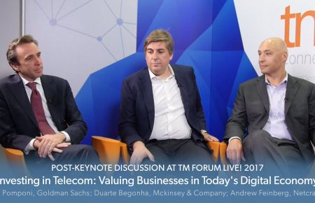 Investing in Telecom: Valuing Businesses in Today's Digital Economy