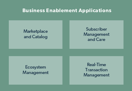 Business Enablement Applications