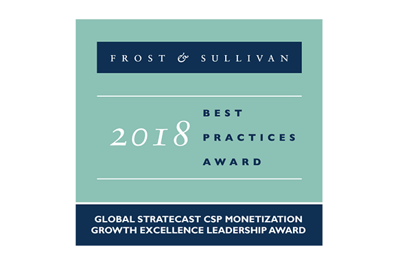 Netcracker Wins Two 2018 Frost & Sullivan CSP Monetization Awards