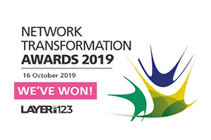 Netcracker Wins 2019 Network Transformation Award for Best Orchestration and Automation
