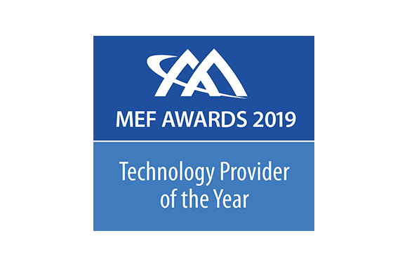Netcracker Receives 2019 MEF Awards for Orchestration, Service Automation and Technology Leadership