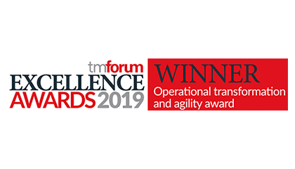 Netcracker Wins 2019 TM Forum Excellence Award for Operational Transformation and Agility